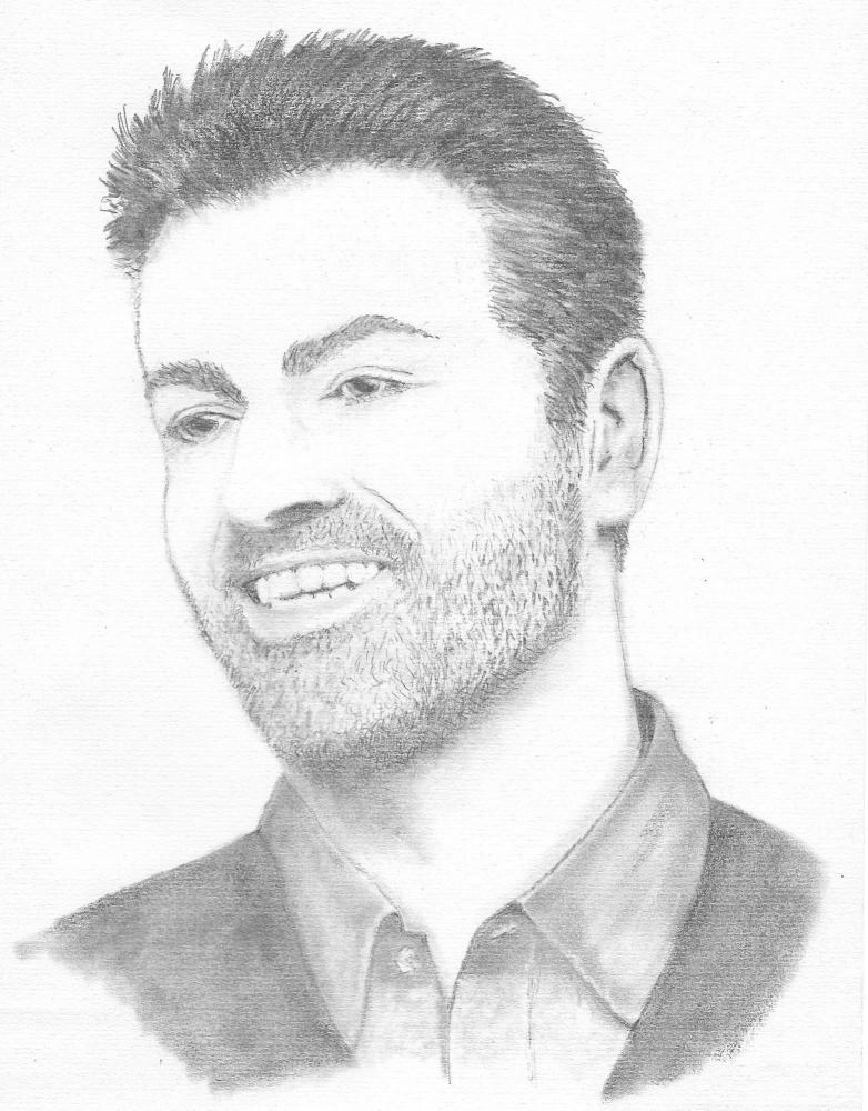 George Michael by JimmyE